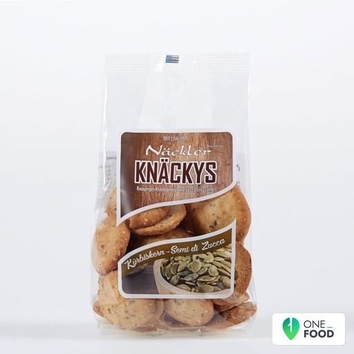 Minischuttelbrot Knackys With Pumpkin Seeds